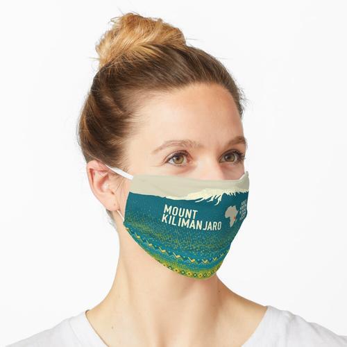 Der Kilimanjaro Maske