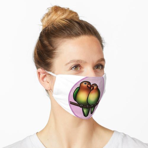 Unzertrennliche Maske
