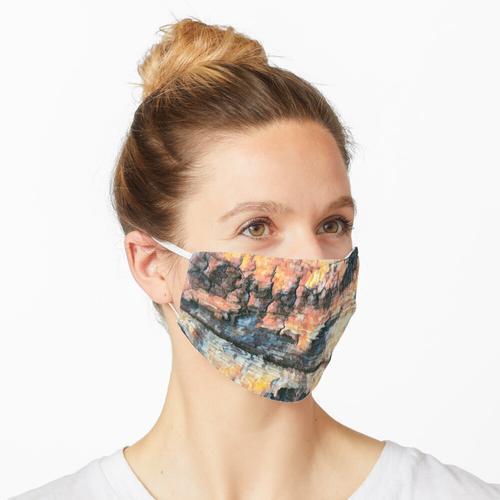 Erdschichten Maske