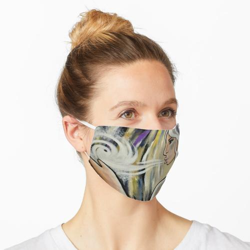Luftzeichen Kunst Maske