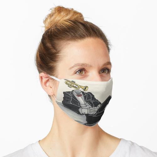 Messing Maske