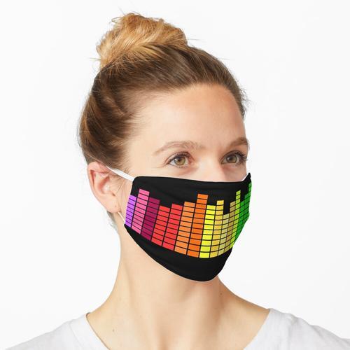 Equalizer Bunt Maske