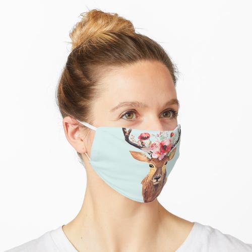 Böhmisches Reh Maske