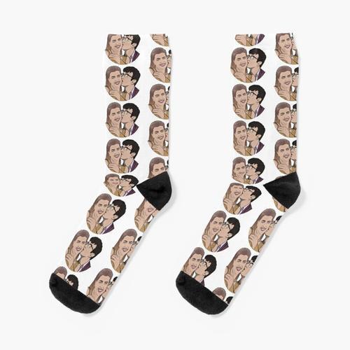 Flamantha Socken