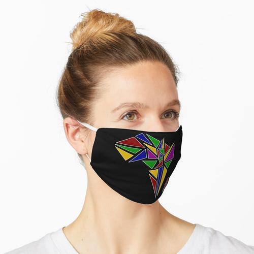 Schöner Kontinent Maske