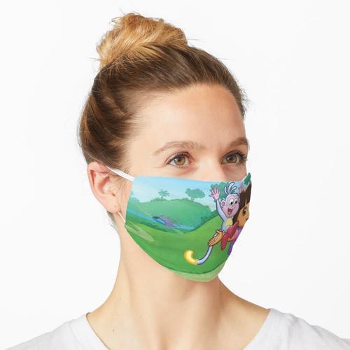 Dora La Exploradora Maske