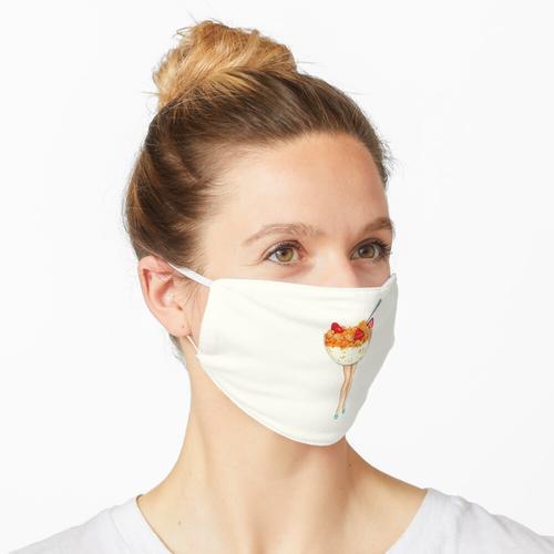 Getreide Pin-Up Maske