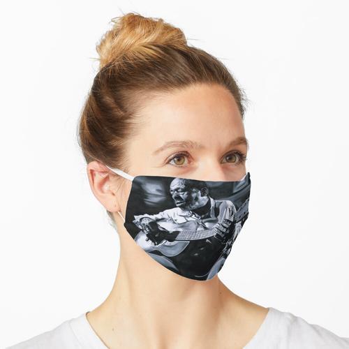 Bluesmann Maske