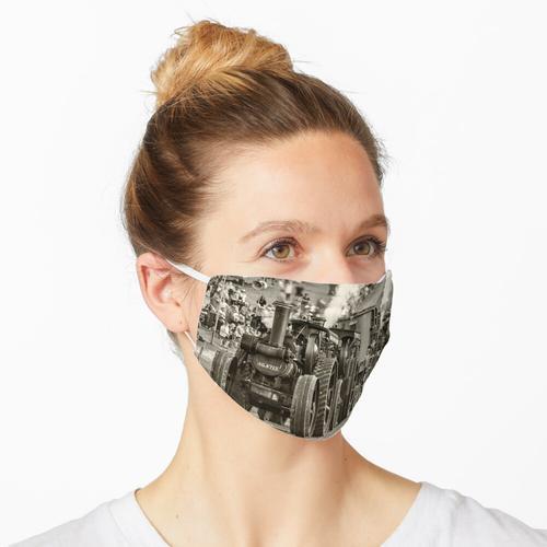 Zugkraft Maske