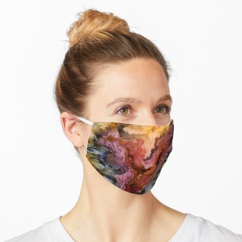 Xenolabia (Plume-Achat) Maske