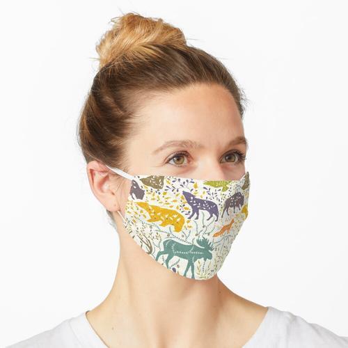 Berggeist Maske
