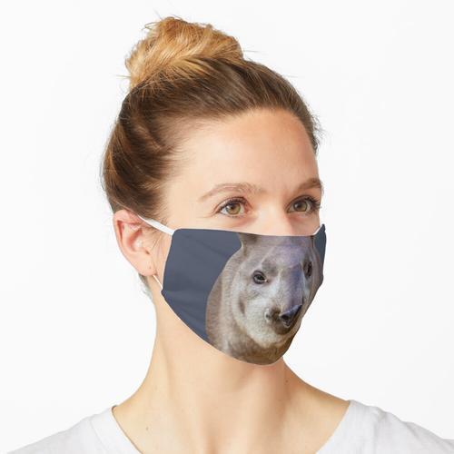 Brasilianischer Tapir Maske