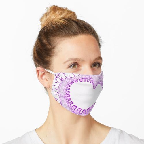 Alveolusgewebe Maske