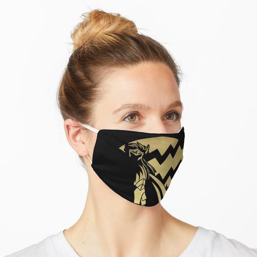Gold Heiliger Wassermann Maske