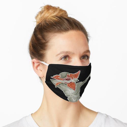 Das DemoDAB Maske