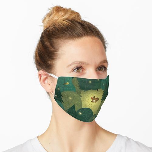 Baby Rehkitz Maske