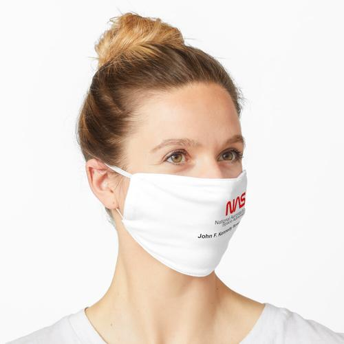 NASA - Raumanzug Maske