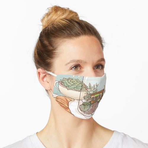 Das Roost-Terrarium Maske