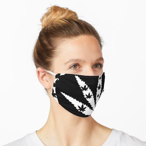 hanf canabis Maske