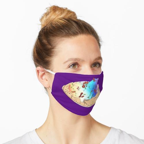 Ofenkartoffel Maske