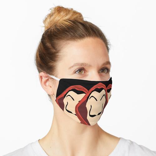 Wir sind Widerstand Maske
