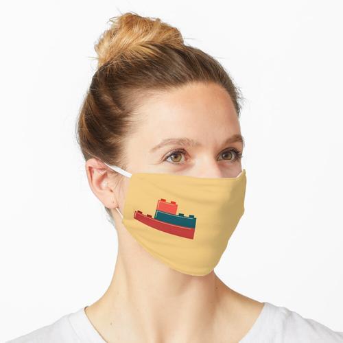 Aufbauen Maske