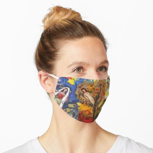 Chagall Maske