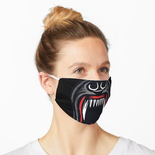 Mundschutz Bär Bären Mund Maske Maske
