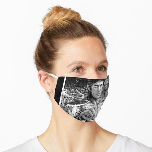 formlos sein. Formlos Maske