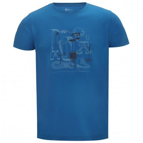 Bergfreunde.de - SchauinslandBF. - T-Shirt Gr L blau