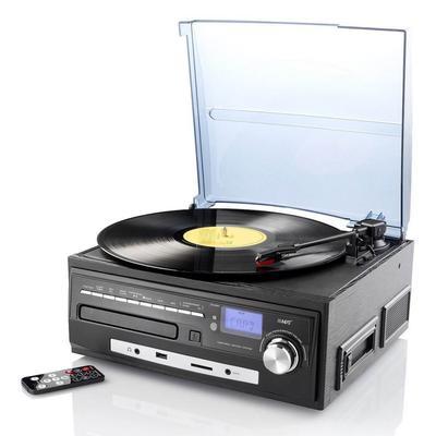 auvisio Stereoanlage MHX-550.LP ...