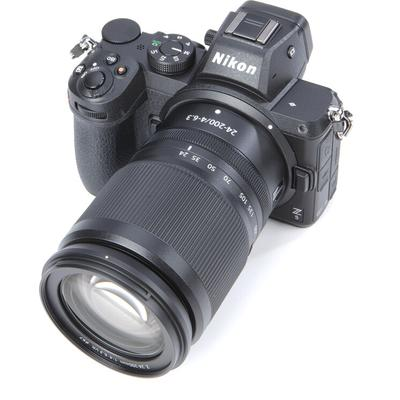 Nikon Z 5 FX-format Mirrorless with Z 24-200mm f/4-6.3 VR Lens