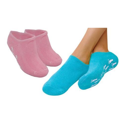 Feuchtigkeitsspendende Socken: Rosa/ 1