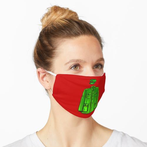 Mao Anzug Maske