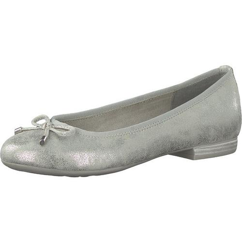 Ballerina, silber, Gr. 39