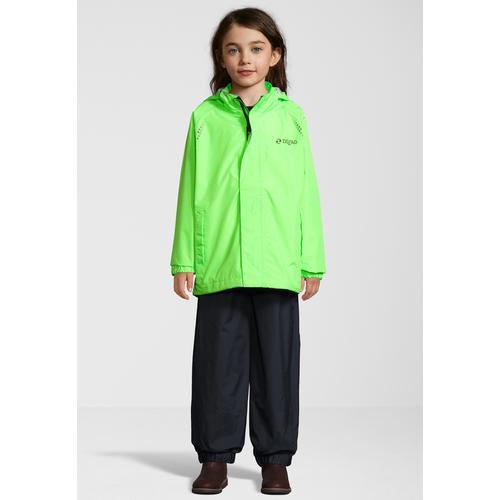 ZIGZAG Regenanzug Ophir W, W-PRO 10000 grün Kinder Regenanzüge Regenbekleidung Jungenkleidung