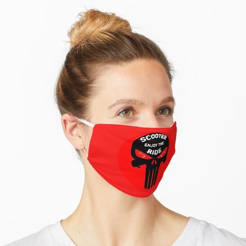 Genießen Sie die Fahrt Roller Shirt - Roller Pro T-Shirt - Fun Roller Pro Shirt - Cool Roller Maske