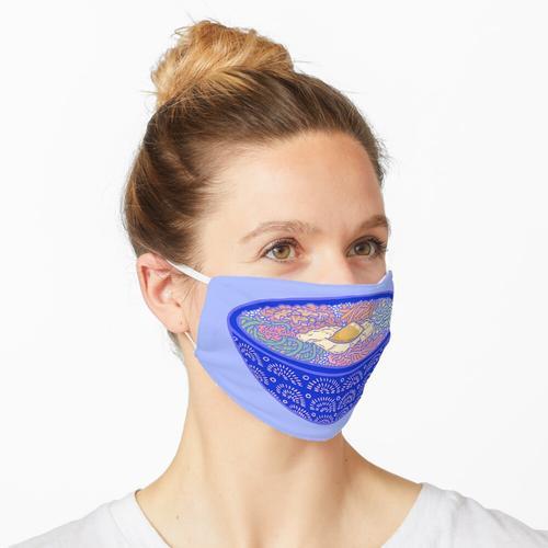 Bibimbap Bowl Maske
