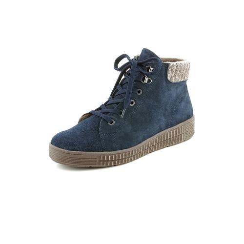 Avena Damen Stiefel Blau einfarbig