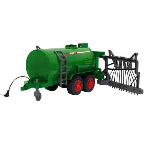 Fasswagen für RC-Traktor Fendt, grün