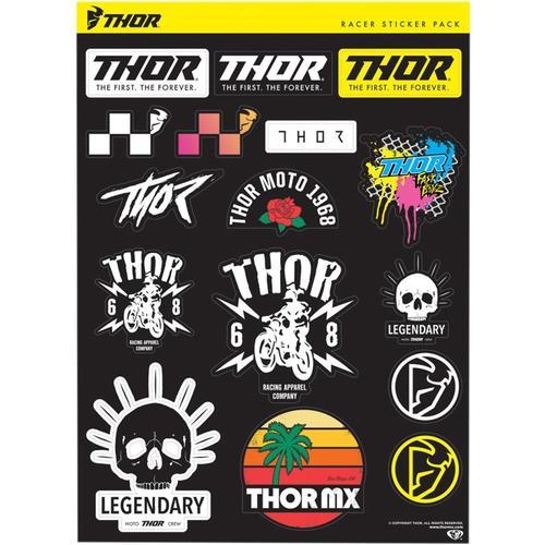 Thor Race Aufkleber Set