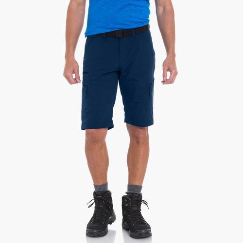 Schöffel Bermudas Shorts Silvaplana2 blau Herren Sportshorts