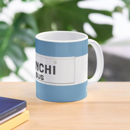 Klassische Radtrikots - Bianchi Mug Tasse