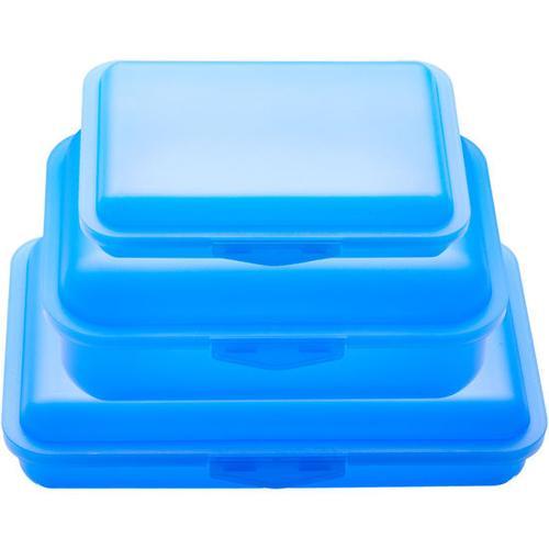 JAKO-O Brotdosen-Set, blau