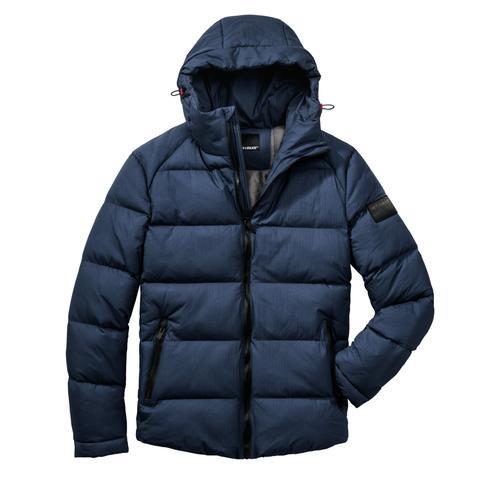 Mey & Edlich Herren Polar-Jacke wasserabweisend leicht blau 3XL, L, M, S, XL, XXL