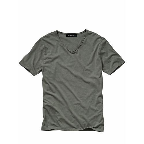 Mey & Edlich Herren Magister-Shirt grün 46, 48, 50, 52, 54, 56