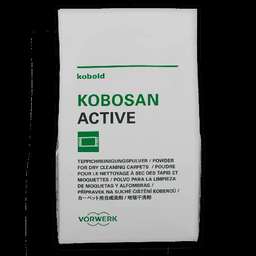 Vorwerk Kobold Kobosan Active Reinigungspulver 5 kg (10 x 500 g)