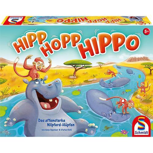 Hipp Hopp Hippo, bunt
