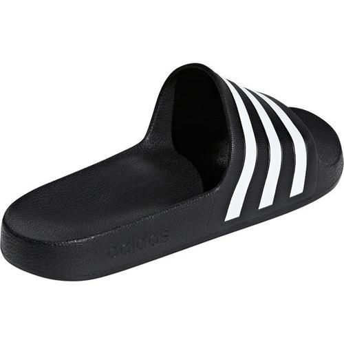 adidas Badeschuh, schwarz, Gr. EUR 44 2/3/UK 10