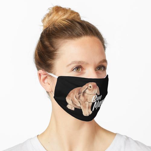 Holland Lop Bun Mama (Sahne) Maske
